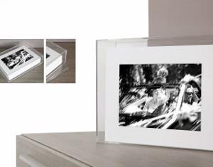 Album di matrimonio in plexiglass