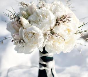 Bouquet Sposa Invernale.Matrimonio Invernale Lemienozze It