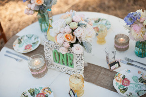 Mise en place per un matrimonio boho-chic - Wish L'Officina dei Sogni