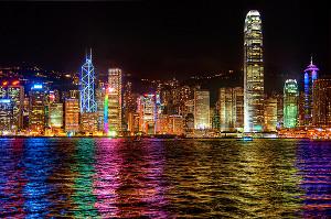 La skyline di Hong Kong - Bell Travel