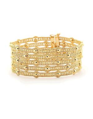 Bracciale per la sposa - Collezione Gold by Unoaerre