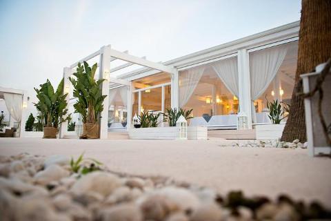 Elegante struttura per i matrimonio al coperto - COCO Eventi