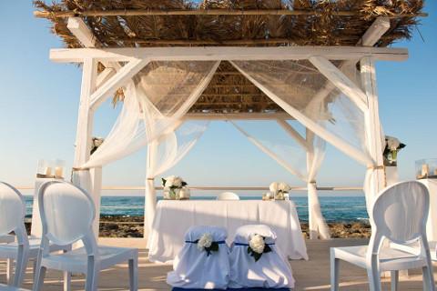 Cerimonia di nozze sul mare - COCO Eventi
