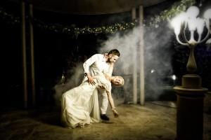 Foto del primo ballo degli sposi - Diego Giusti DG Photographer