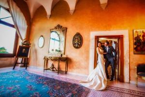 Foto degli interni della location di nozze - Foto Valla di Arcangelo Valla