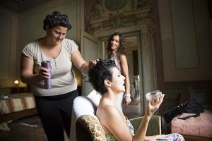 I preparativi della sposa - Studio TPH