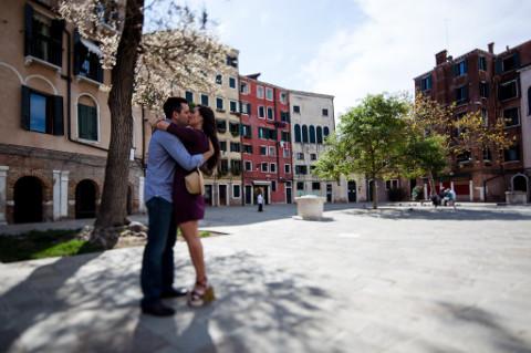 Passeggiata alla scoperta dei luoghi romantici della città