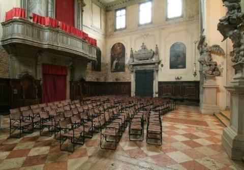 Chiesa di San Giovanni Evangelista per la cerimonia di nozze