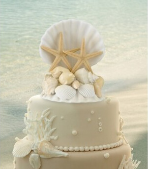 Cake topper tema mare