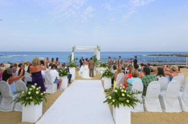 Matrimonio In Spiaggia Roma : Dove organizzare un matrimonio sulla spiaggia lemienozze