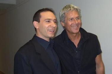 Quartetto d'archi Gershwin con Claudio Baglioni