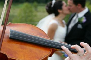 Musica d'archi per il matrimonio