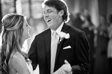 Ballo tra la sposa e il padre