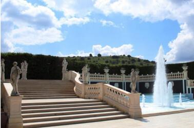 Matrimonio elegante a Villa Carafa