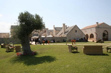 Matrimonio country in masseria