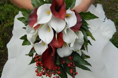 Bouquet Da Sposa Con Calle.5 Bouquet Da Sposa Da Cui Prendere Spunto Lemienozze It
