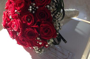 Bouquet Sposa Rose Rosse.5 Bouquet Da Sposa Da Cui Prendere Spunto Lemienozze It