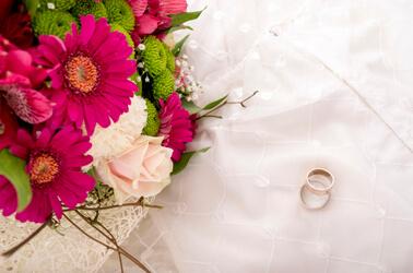 Fedi nuziali per matrimonio green
