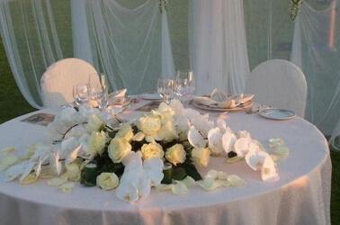 Addobbi floreali matrimonio