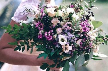 Fiori Bohemien Matrimonio : Dettagli di stile per un matrimonio boho chic sul lago di garda