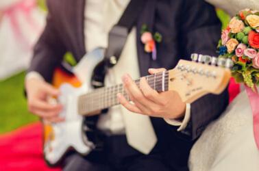 Band rock per matrimonio