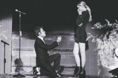 Proposta di matrimonio di Fedez a Chiara Ferragni