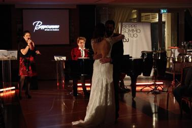 Il ballo lento degli sposi