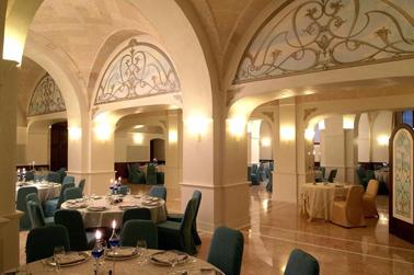 La sala interna principale