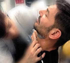 Fare la barba