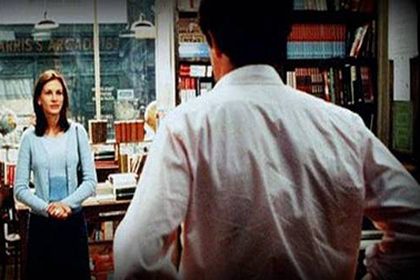 Julia Roberts a Hugh Grant in Notting Hill