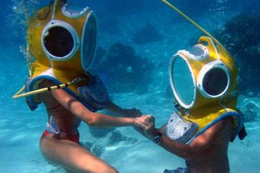 Escursioni subacquee a Tahiti