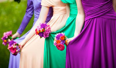 I colori dei matrimoni 2018