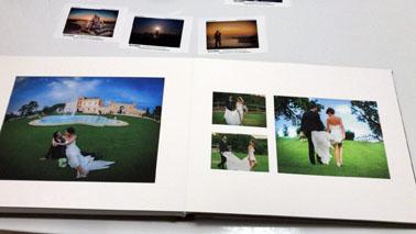 Album di matrimonio passepartout di Antonio La Selva