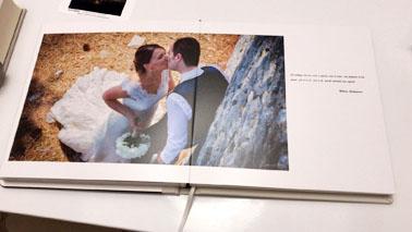 Il fotolibro di matrimonio