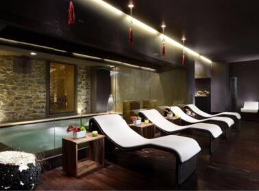 Spa del Royal Hotel Sanremo