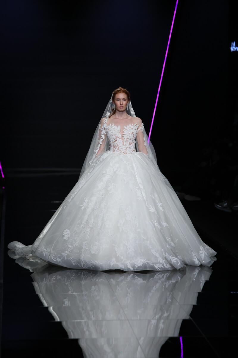 Collezione Abiti da Sposa 2019 Amelia Casablanca