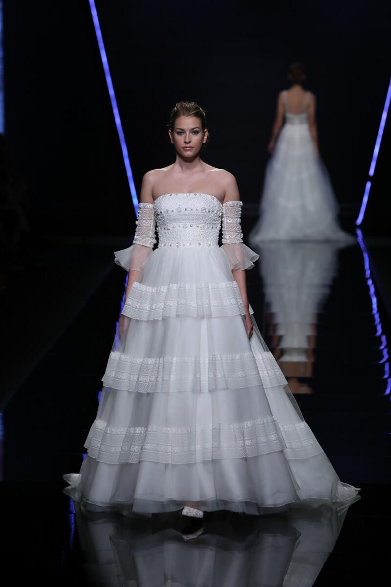 Collezione Abiti da Sposa 2019 Bellantuono per Blumarine