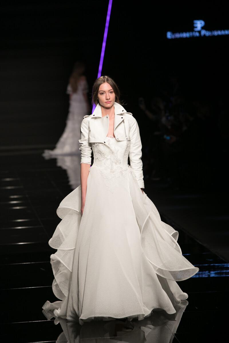 Collezione Abiti da Sposa 2019 Elisabetta Polignano