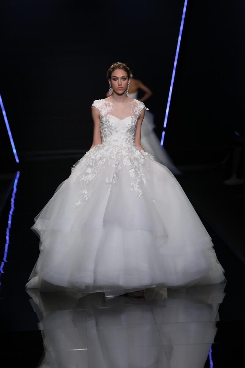 Collezione Abiti da Sposa 2019 Le Voile by Rios