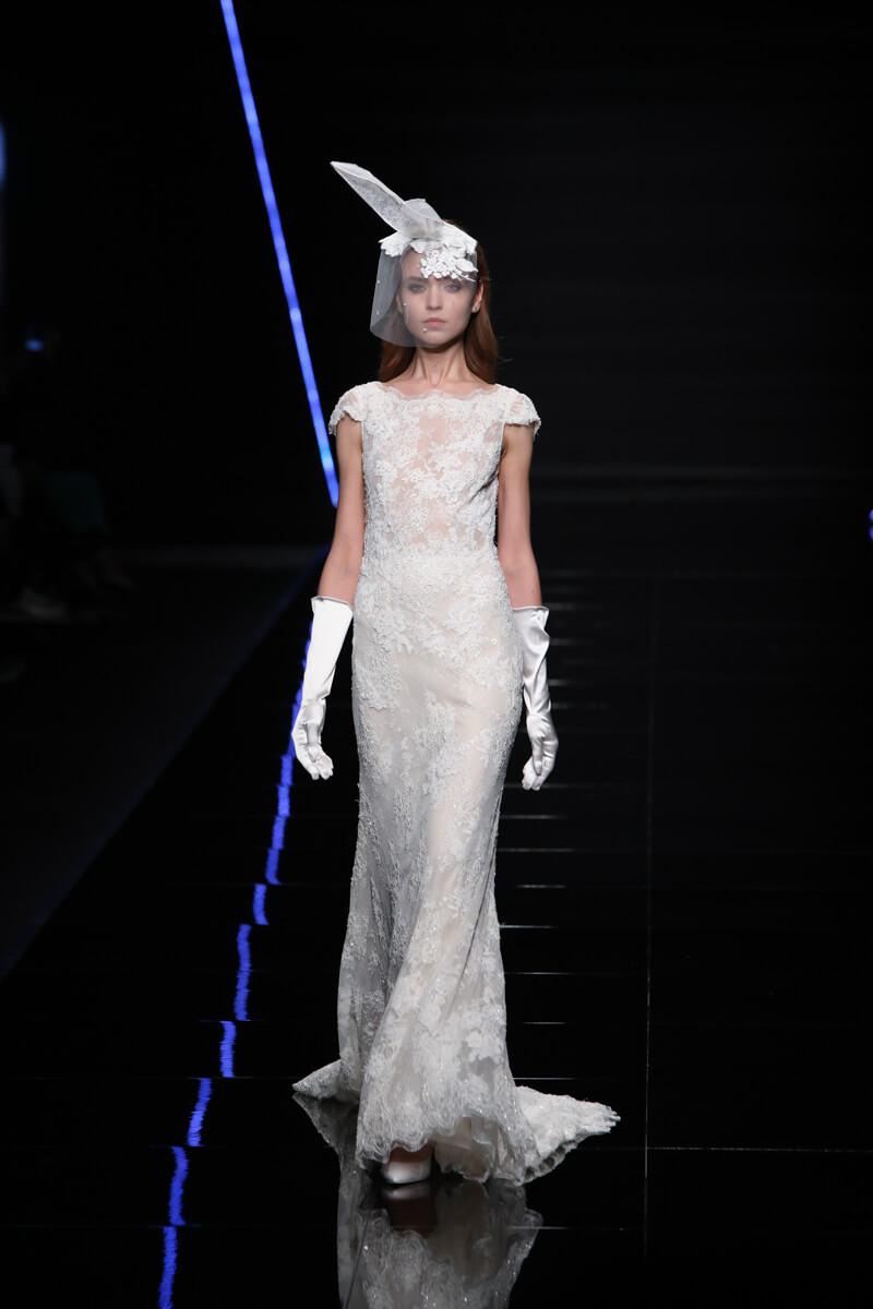 Collezione Abiti da Sposa 2019 Lusan Mandongus