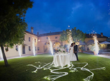 La location ideale per un matrimonio estivo