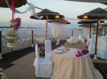 Matrimonio sul mare in Puglia