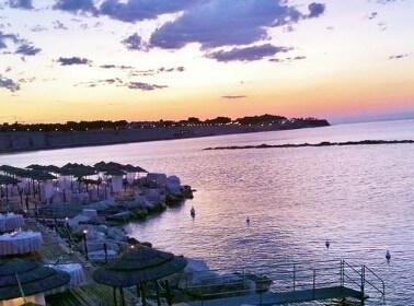 Il matrimonio sul mare in Puglia