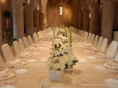 Location di lusso per matrimoni a Taranto