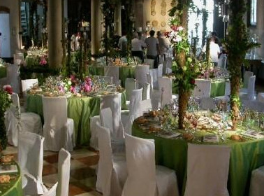 Matrimonio residenza d'epoca