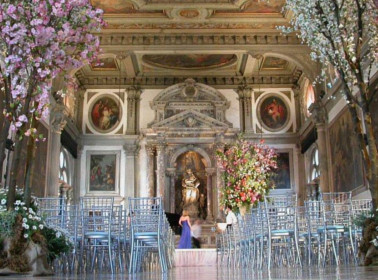 Matrimonio in una residenza d'epoca a Venezia