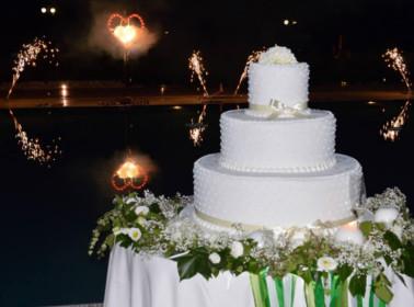 Banchetto di nozze perfetto
