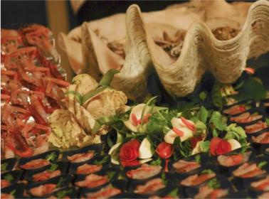 5 consigli per un menu di pesce al matrimonio