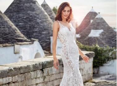 Abiti da sposa 2019  le nuove tendenze - LeMieNozze.it 4017ffb9979