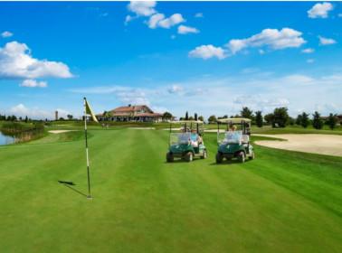 golf car campo da golf